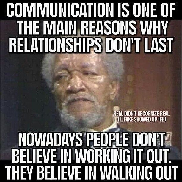 Quotes About Relationships Why: Communication Is One The Main Reasons Why Relationships