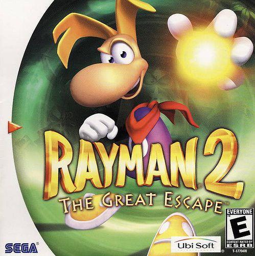 My Childhood Game Reviews: Rayman 2 - News - Bubblews