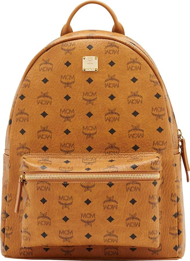 bf22a27690a MCM Stark Classic Backpack In Visetos