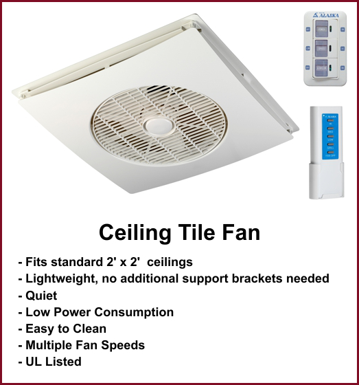 Ceiling fan for 2x2 suspended ceiling basement pinterest ceiling fan for 2x2 suspended ceiling aloadofball Image collections