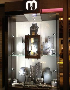 High Quality Display Lighting Systems UK | Cabinet Lighting | Display Lights | Retail Display  Lighting