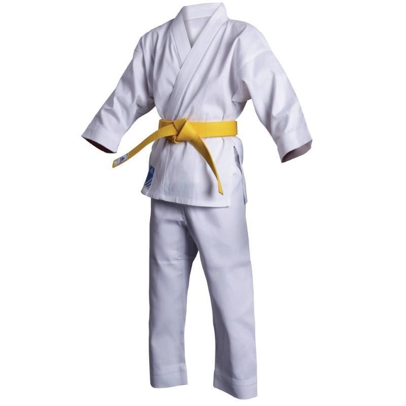 dd9775af0 Kimono Karate Initiation adidas. Kimono adapté aux arts martiaux et  notamment le karate.