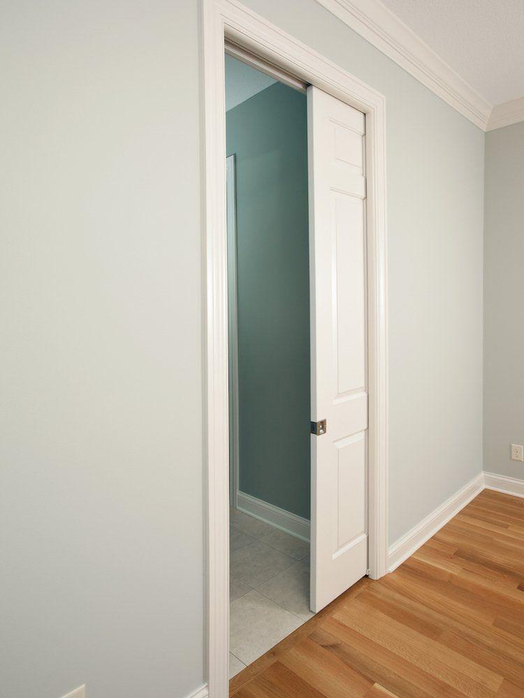 Tight Quarters 10 Smart Space Saving Door Solutions Pocket Doors Bathroom Space Saving Doors Pocket Doors