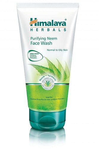 Himalaya Purifying Neem Face Wash 150ml Skin Cleanser Products Face Wash Herbal Skin Care