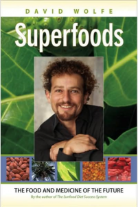 The superfood bible! Every one should read this, it's fascinating to see what the Earth's foods can do for us!