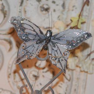 Sommerfugle grålilla stor - spyd