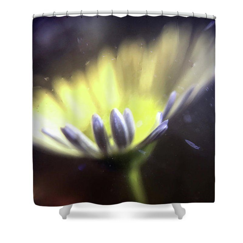 She Loves Me She Loves Me Not Shower Curtain For Sale By