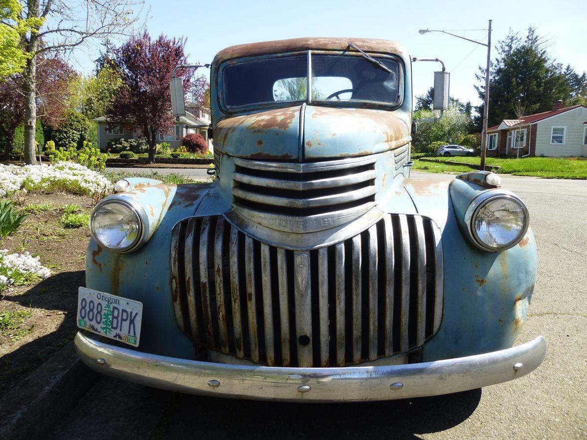 original 1947 Chevy truck | Chevy | Pinterest | Chevrolet, Vehicle ...