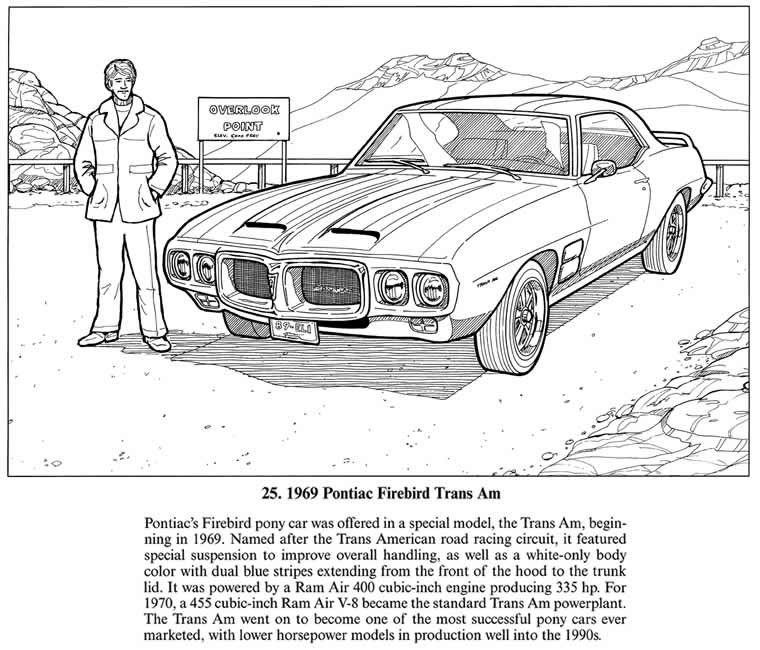 old classic cars coloring pictures and pages to print out news 65 Mustang Mach 1 old classic cars coloring pictures and pages to print out news bubblews