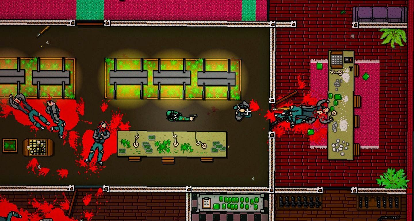 Gameplayaholic: Hotline Miami 2: Wrong Number gameplay [PS3/PS4/PS...