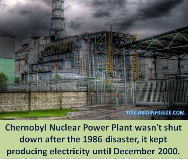 Chernobyl, Chernobyl Disaster, Weird Facts