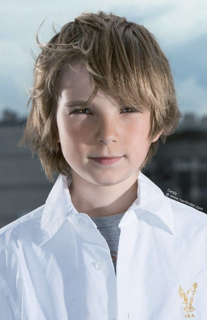 kids hairstyles for boys long hair 10 Hairstyles for