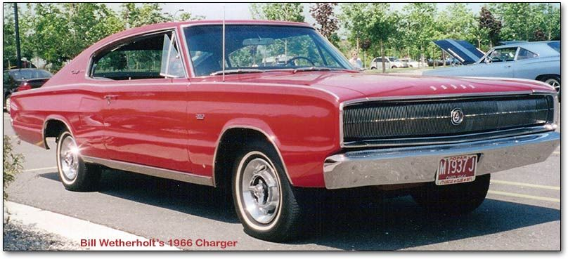 1966 charger - Challenger 1966