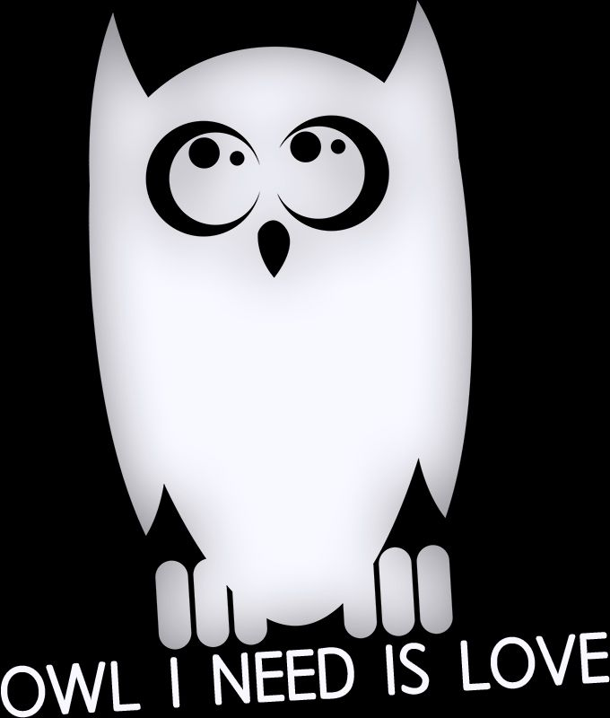 Owl I Need (Ghost White) 2014 Collection  -  © stampfactor.com