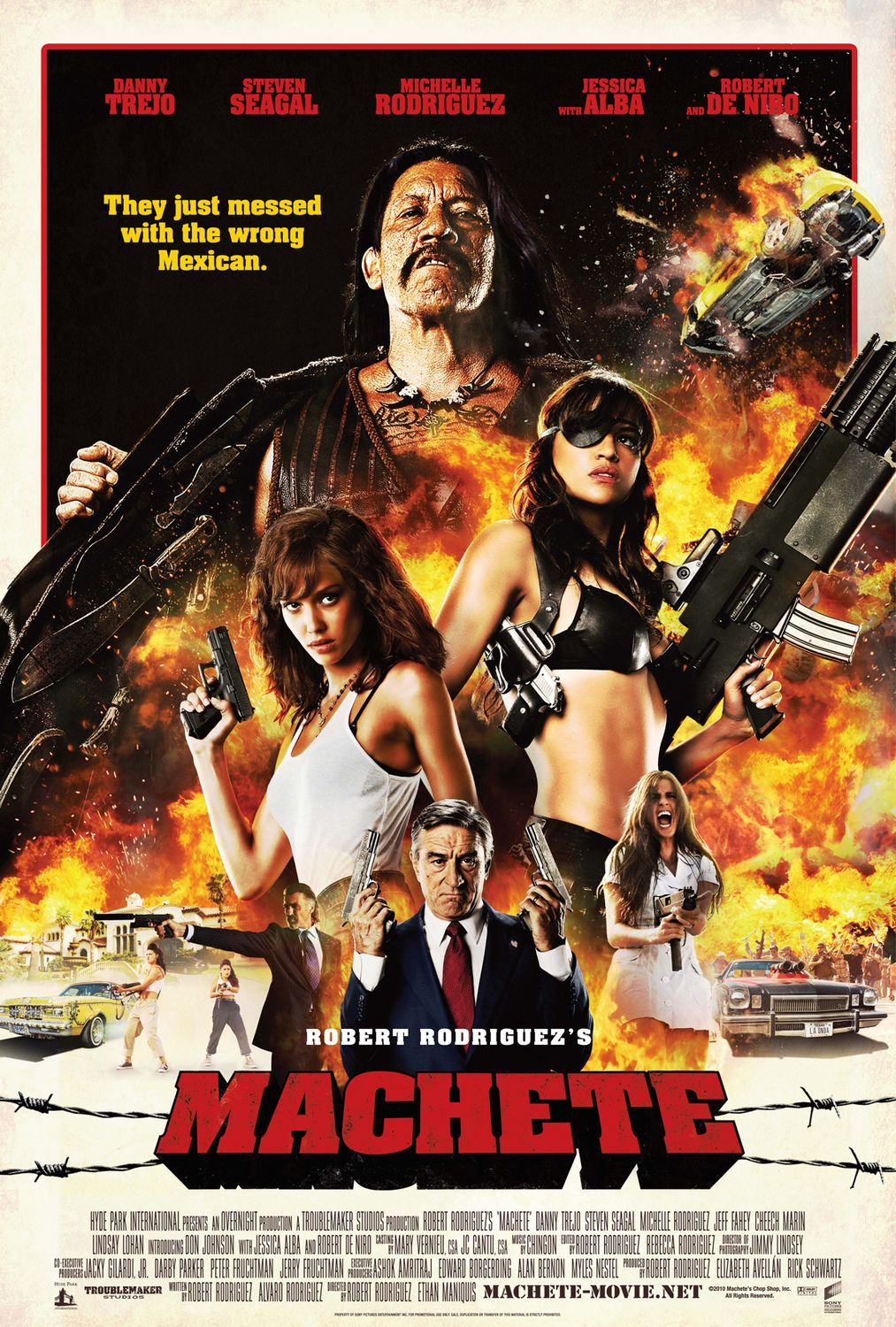 machete kills gratuit