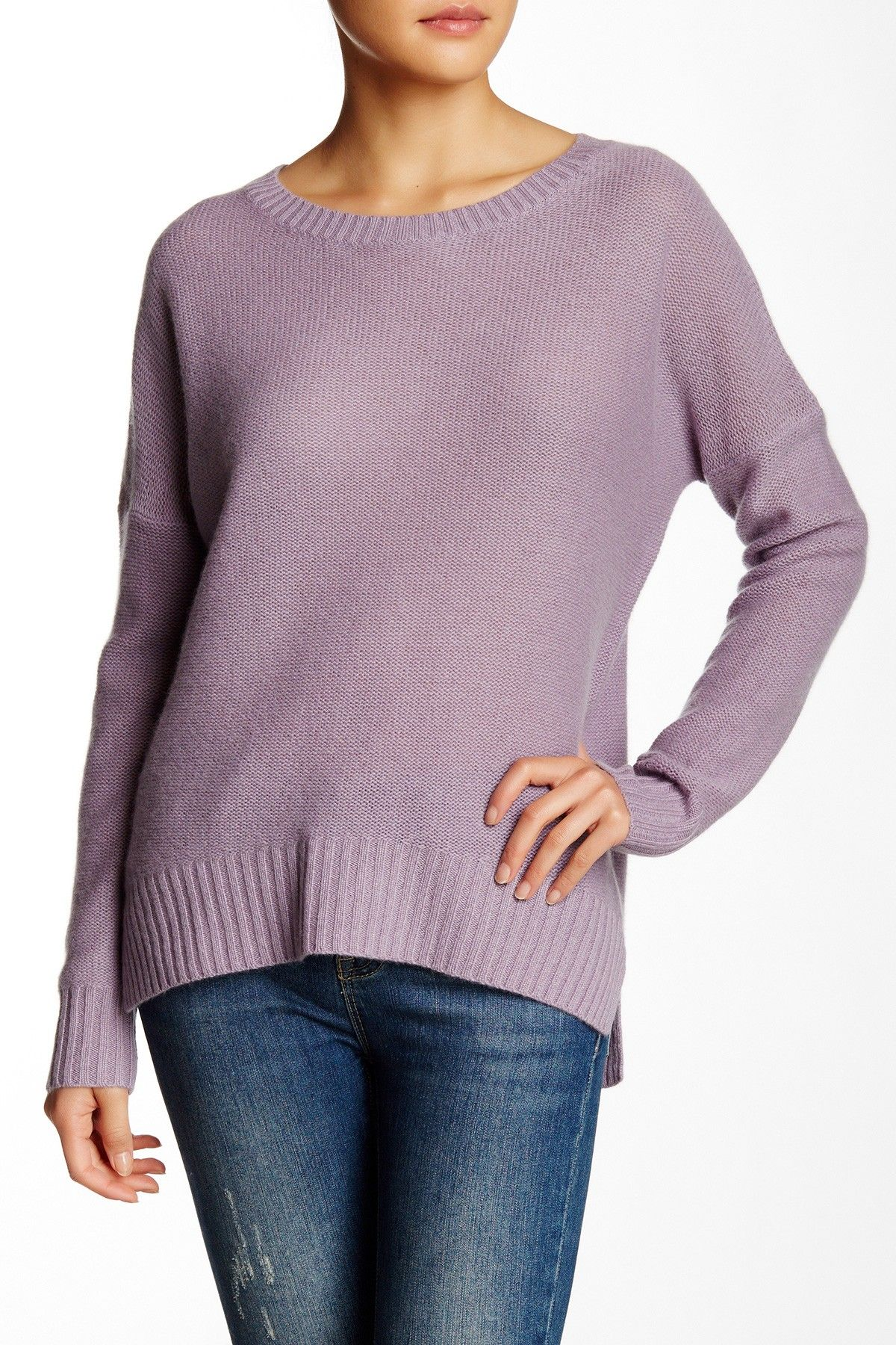 360 Cashmere | Dewey Cashmere Sweater | Cashmere sweaters ...