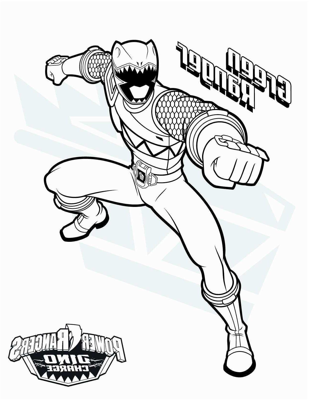 Coloriage Power Ninja Steel En