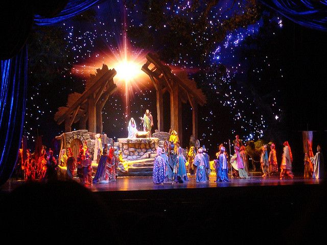 The Radio City Christmas Spectacular is an annual musical holiday ...