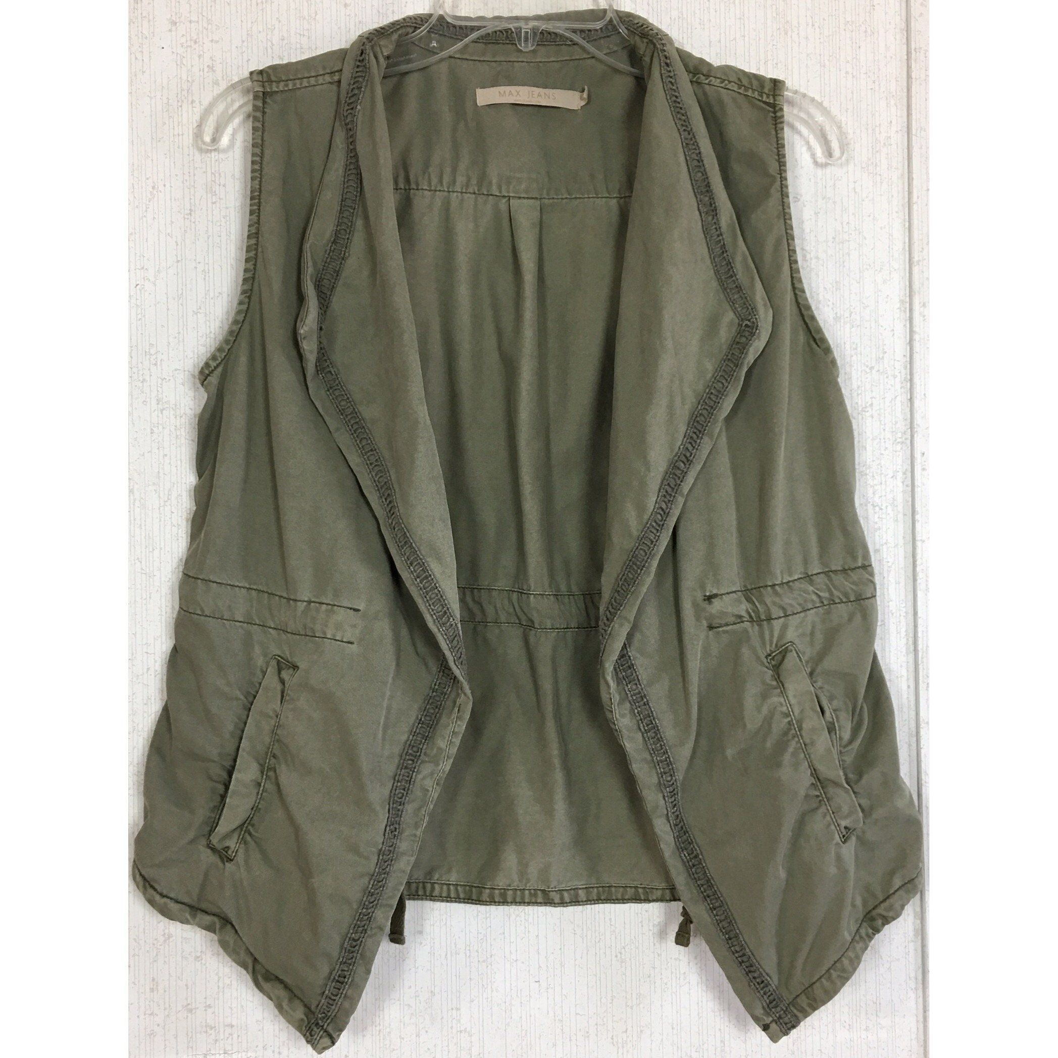 cascade utility vest