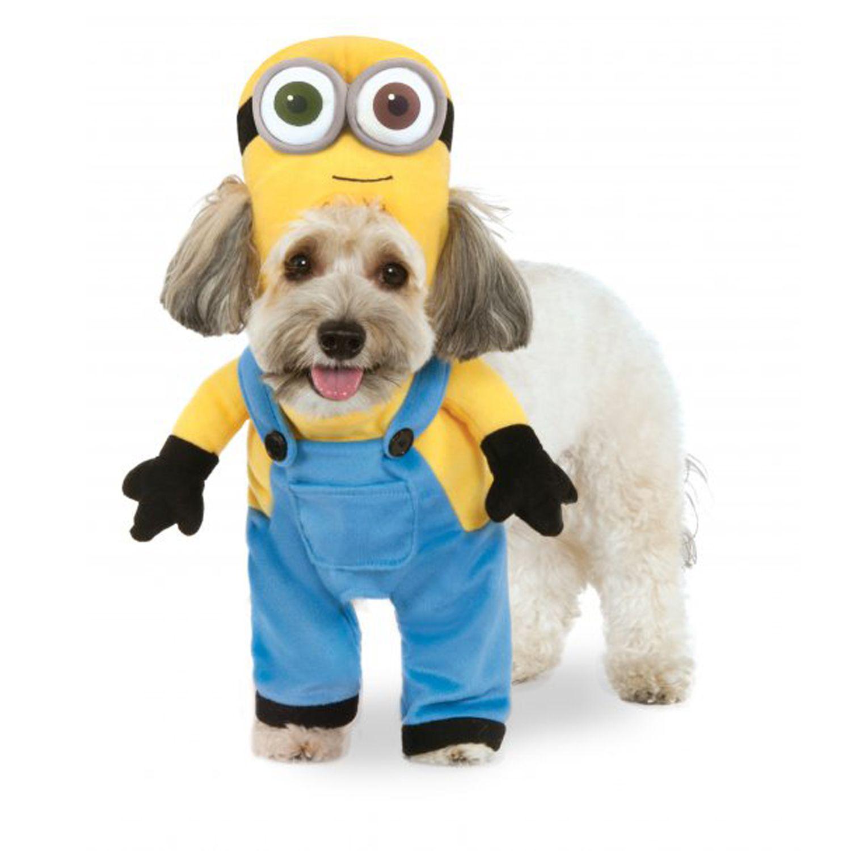 Walking Minion Dog Costume Bob Minion Dog Costume Dog