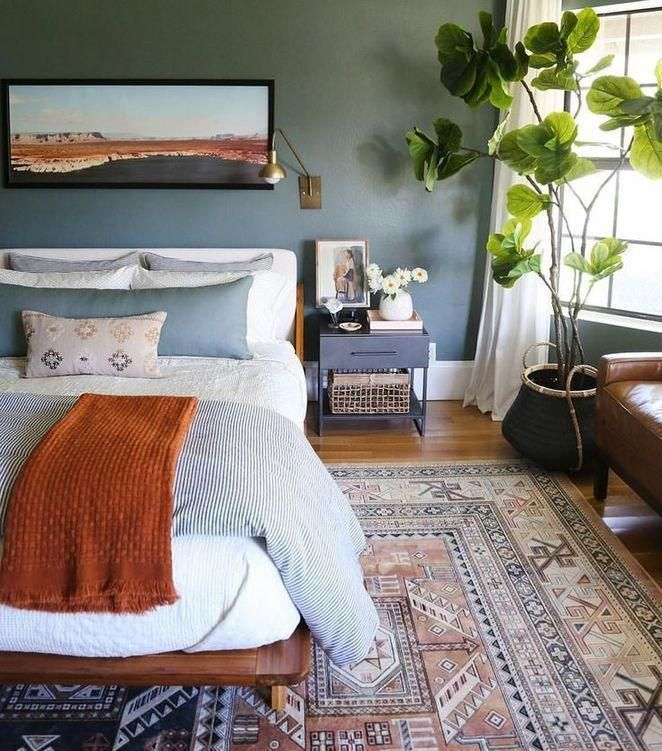 38 What You Need to Do About Dark Accent Walls Bedroom #about #accent #bedroom #    #roomideasdecoration #dark #bedroom #walls #accent