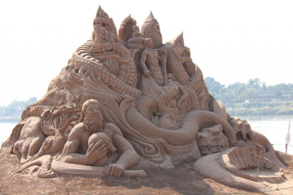 เทศกาลศิลปะทราย - ค้นหาด้วย Google