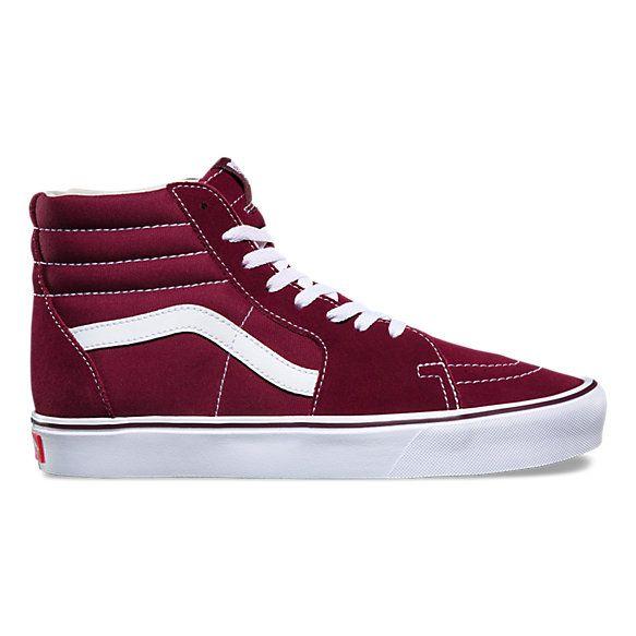 Sk8-Hi Lite | Shop Shoes At Vans. Suede Canvas ...