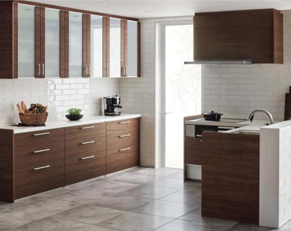 Lixil リクシル シエラの扉カラー人気色ランキングtop10 リフォーム速報 キッチンデザイン 家 内装 食器棚