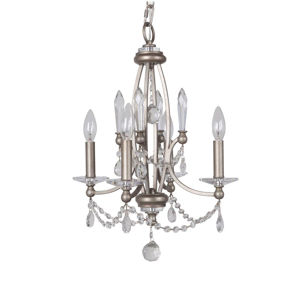 Shop Jeremiah Lighting 39224AO Victoria 4 Light Chandelier at ATG – Stores That Sell Chandeliers