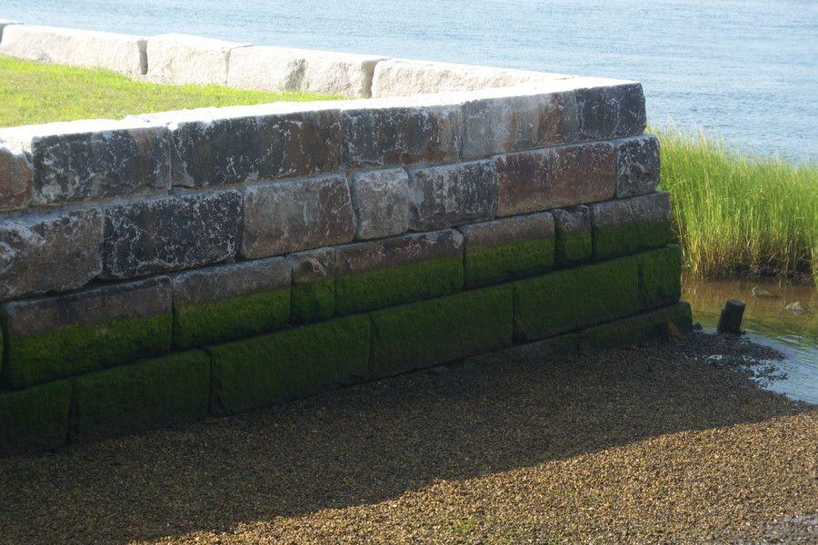 Reclaimed Granite Blocks Retaining Wall Stones Stone Benches Granite Blocks Stone Farms Reclaimed Stone