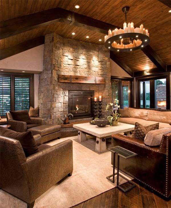 Living Room Decorating With Unique Furniture Pieces?