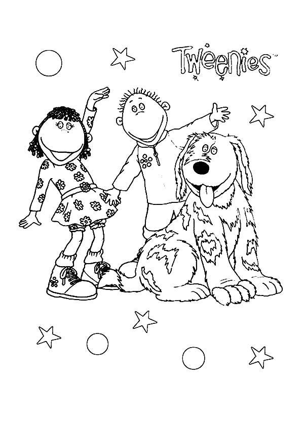 Cbeebies Tweenies Coloring Pages Best Place To Color Coloring Pages Printable Coloring Pages Colouring Pages