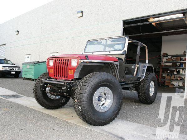 1994 Jeep Wrangler Yj Big Mini Part 1 Jeep Yj Jeep Wrangler