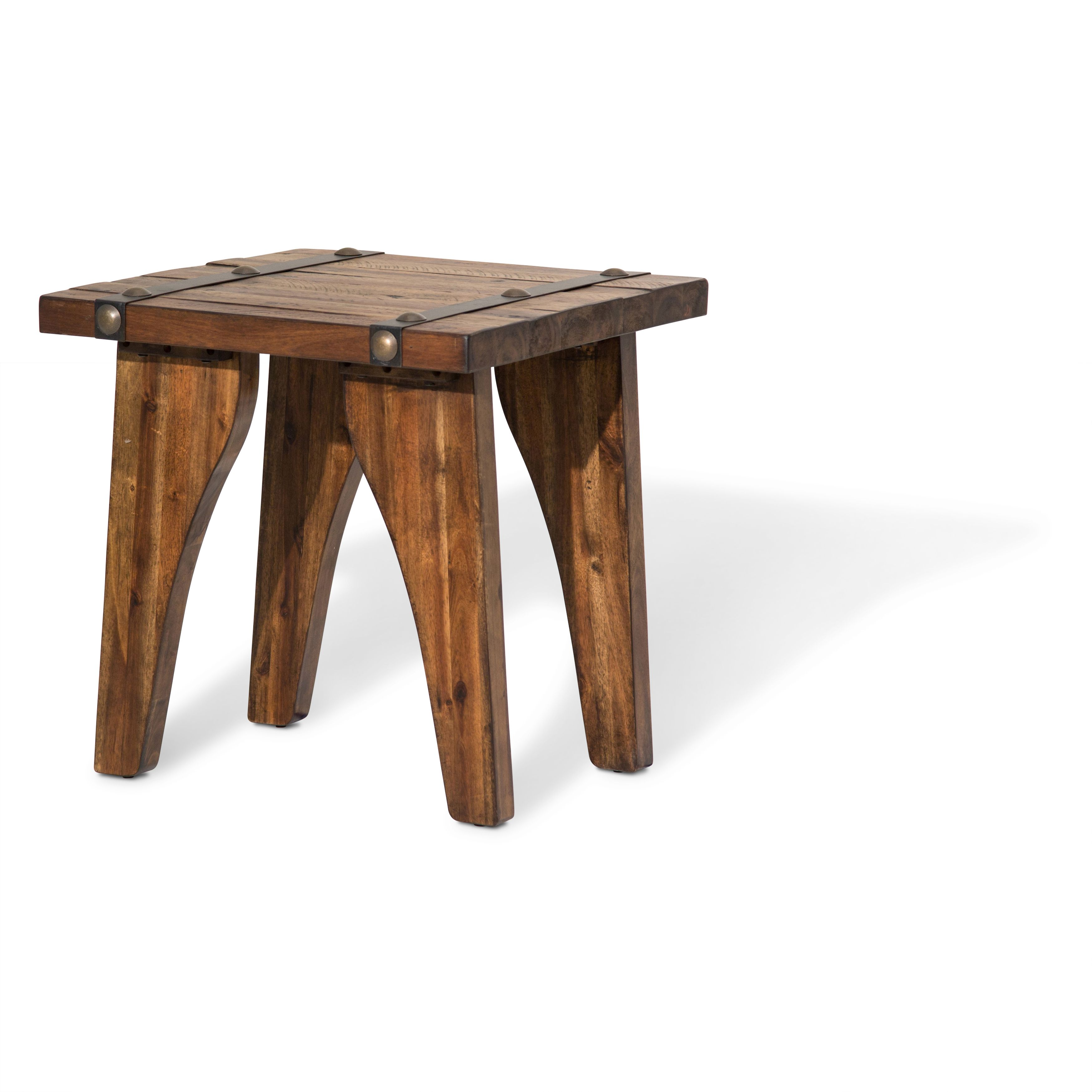 Big Sky End Table by Michael Amini End Table Black