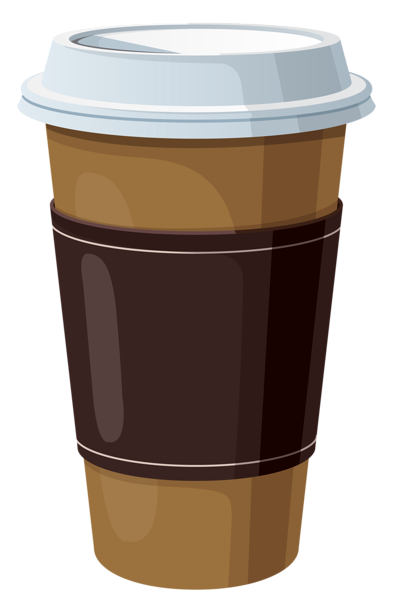 Coffee In Plastic Cup Coffee Cup Clipart To Go Coffee Cups Coffee Clipart