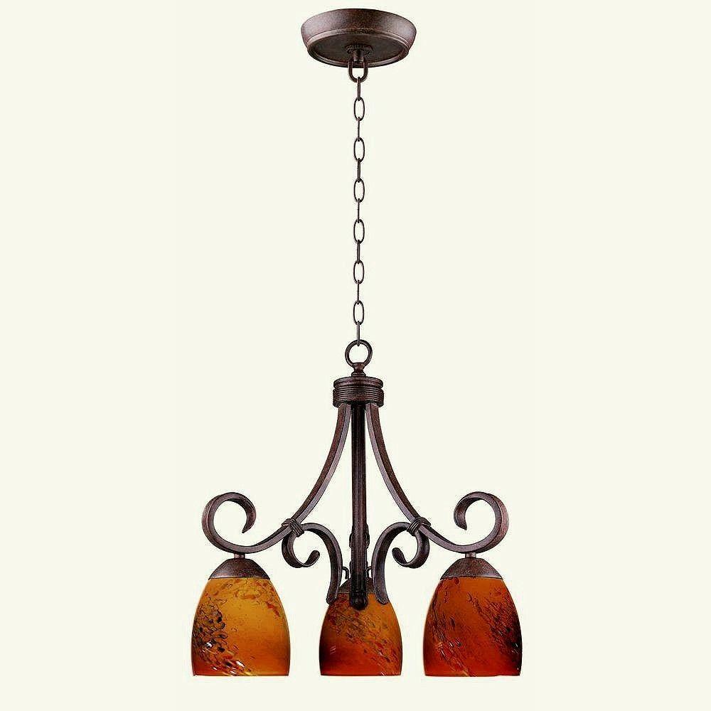 Hampton bay 177471 rhodes 3 light nutmeg downlight chandelier art hampton bay 177471 rhodes 3 light nutmeg downlight chandelier art glass shades hamptonbay arubaitofo Images