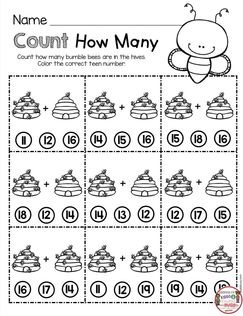 May In Kindergarten Freebies Keeping My Kiddo Busy Kindergarten Freebies Numbers Kindergarten Kindergarten Math Units [ 1034 x 796 Pixel ]