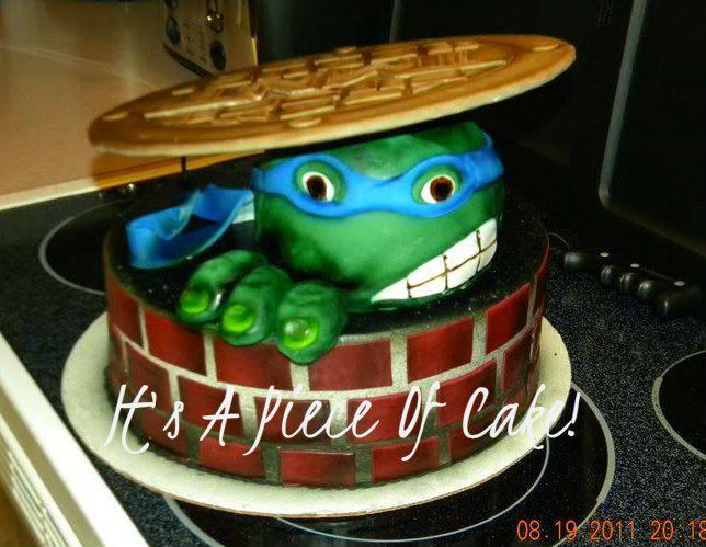 Teenage Mutant Ninja Turtle Cake Teenage Mutant Ninja Turtle Cake Ninja Turtle Cake Ninja Turtle Cake Pops
