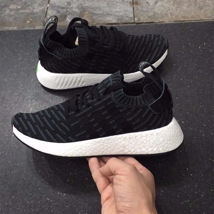 Nmd R2 Pk đen đen Size 36 38 39 40 41 42 43 44 Sneakers Adidas Sneakers Shoes