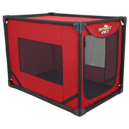Pets Portable Dog Kennels Portable Dog Crate Soft Dog Crates