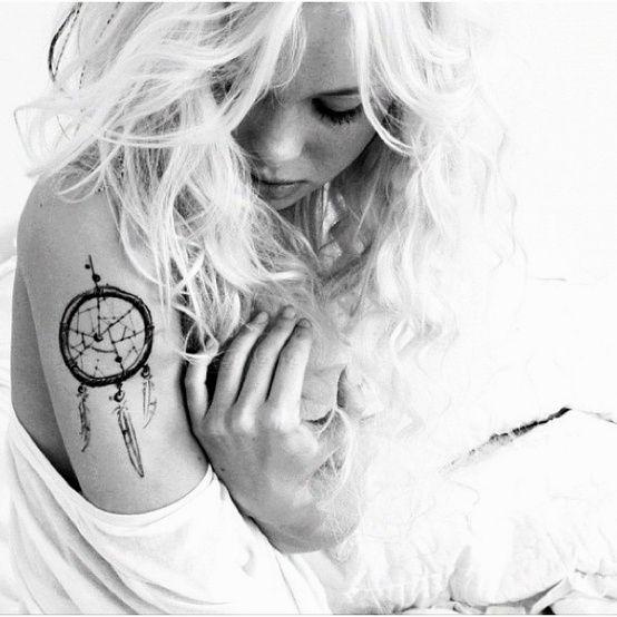 Dream Catchers tattoo - Pesquisa Google | Neck tattoo ...