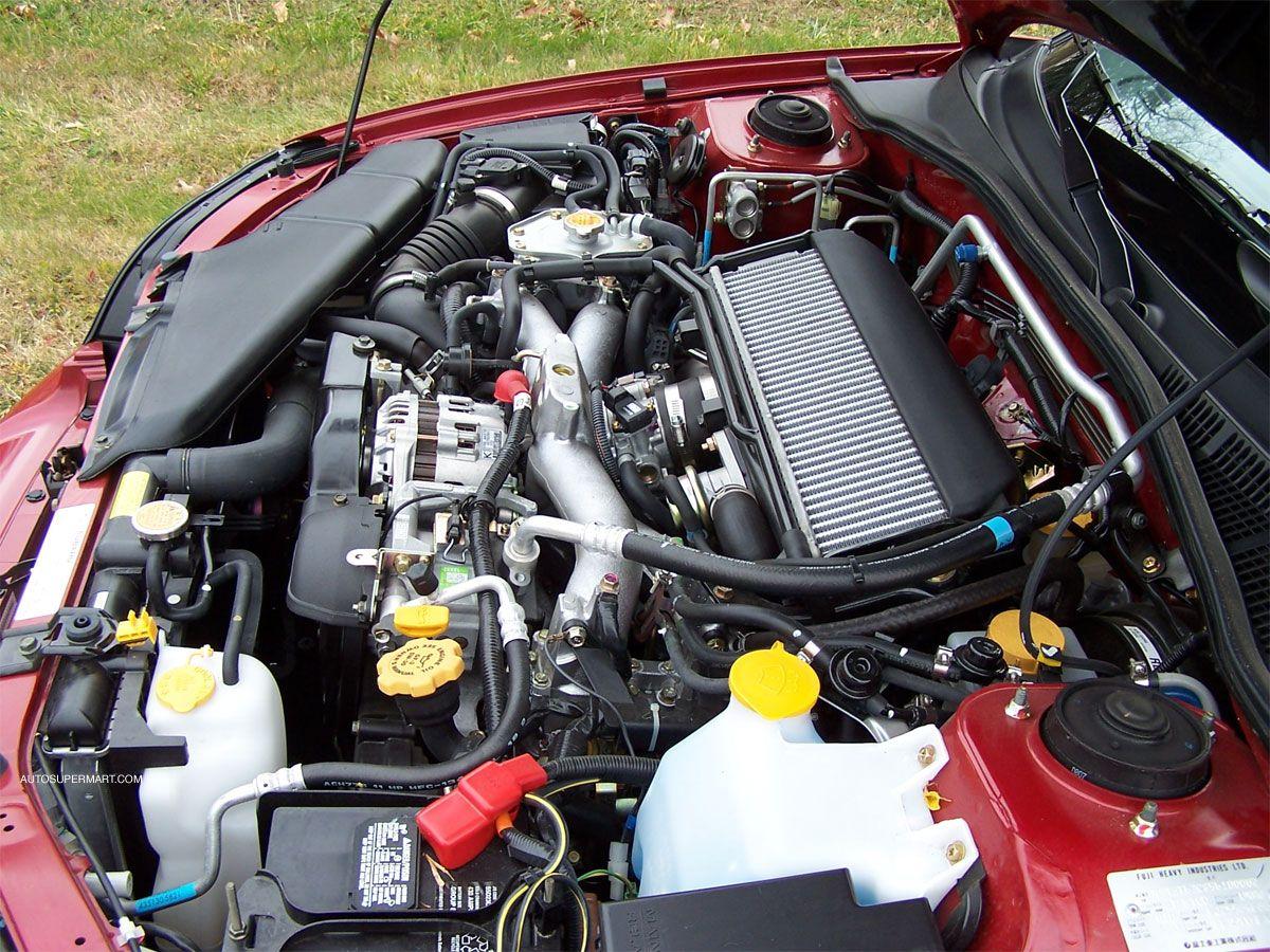 2005 #SUBARU BAJA #ENGINE #ASSEMBLY GAS 2.5L: Part Name: 2005 Subaru ...