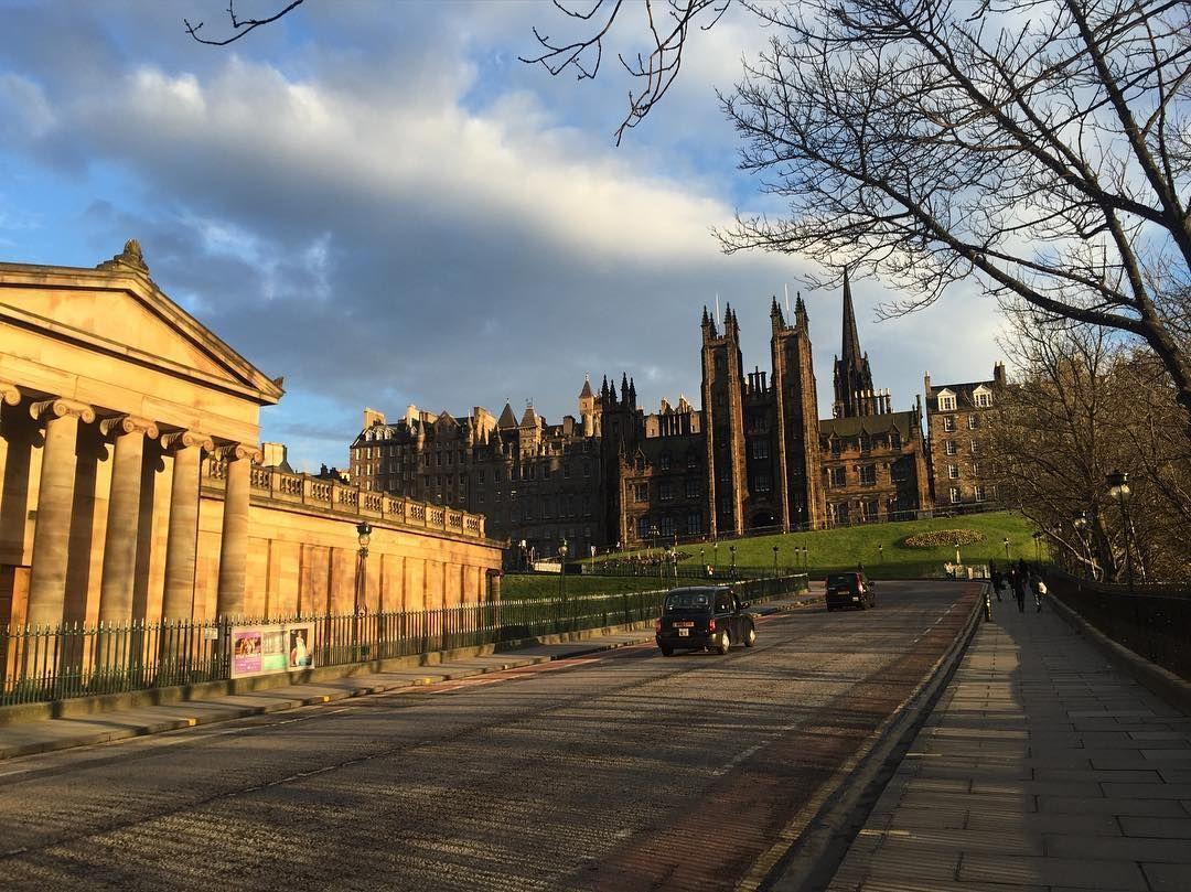Edinburgh, Scotland by thisisedinburgh  [More Europe here →]