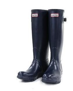 Navy Blue Rain boots (Hunter) | Christmas List | Pinterest | I ...