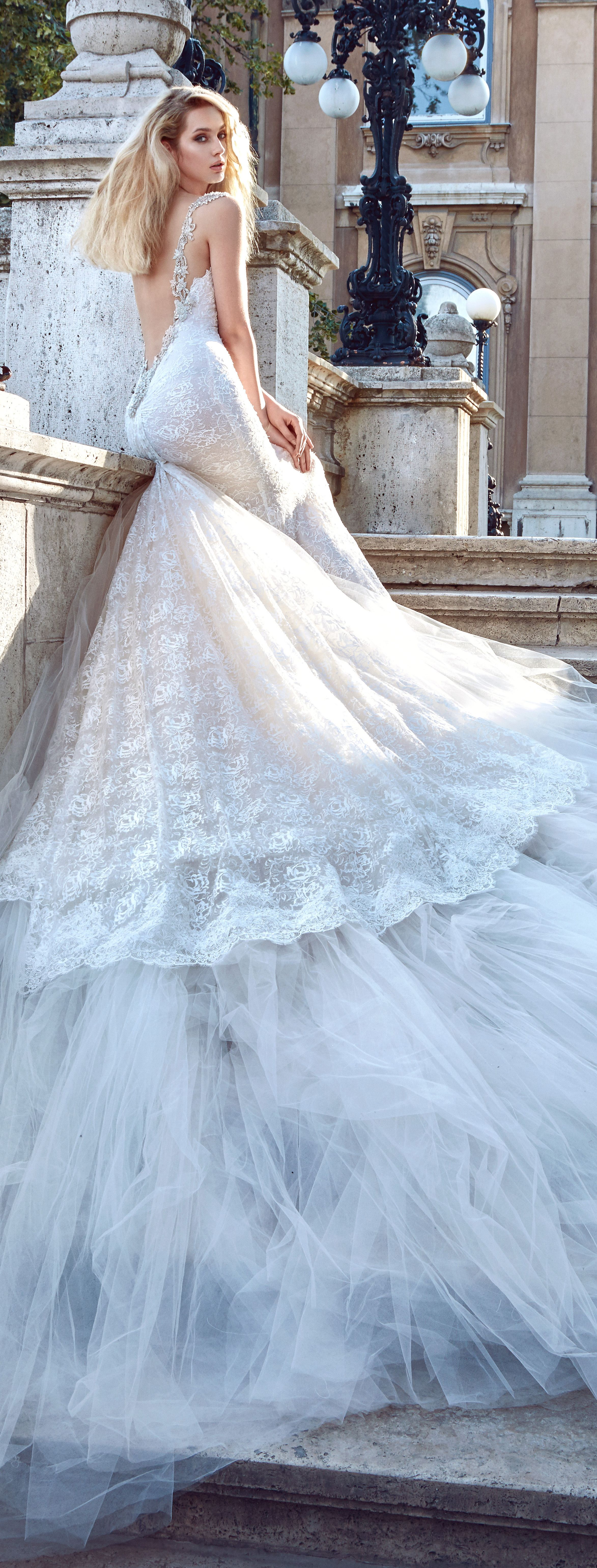 Wedding Dress By Galia Lahav Elizabeth Consists Of French Ivory Lace Over A Sparkly Sheer