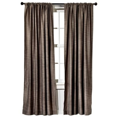 Target Home Faux Silk Window Panel With Images Window Panels
