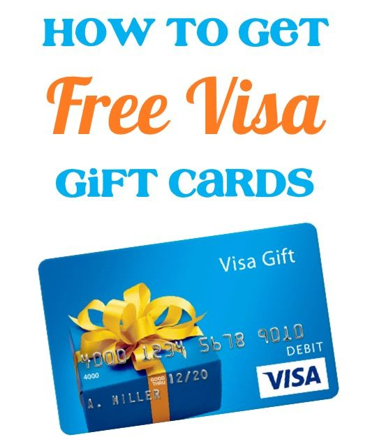how to earn free visa gift cards - Earn Free Visa Gift Cards
