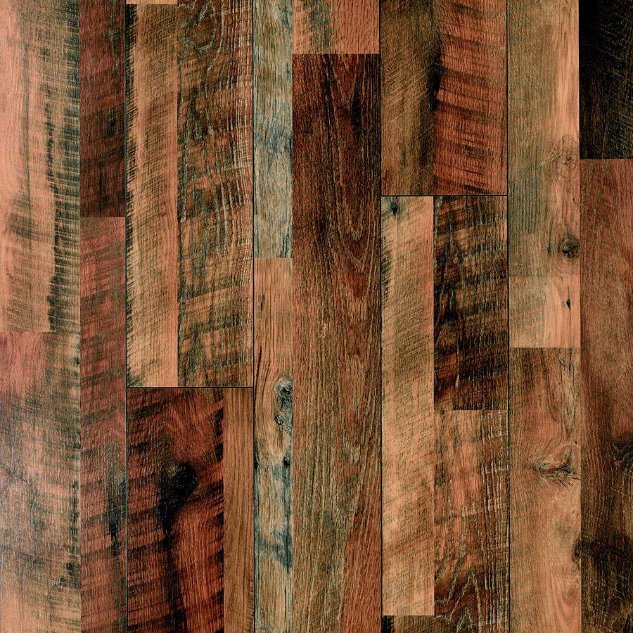 Shop Pergo Max 7.48-in W X 3.93-ft L River Road Oak