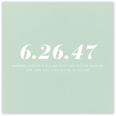 save the date ecards mint square paperless post save the dates