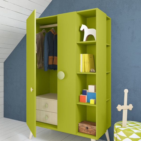 Fitted Bedroom Furniture Wardrobe, Childrens Wardrobe Armoire